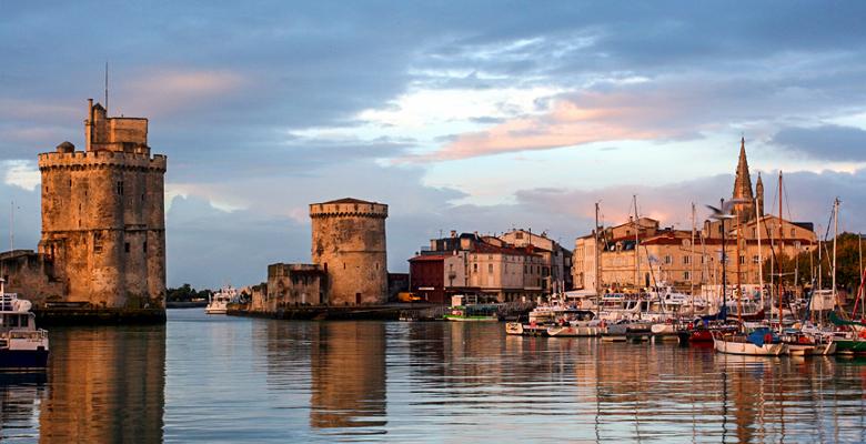 Vol en montgolfière sur La Rochelle